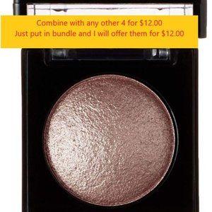 NYX Professional Makeup Baked Eyeshadow, Vesper, 0